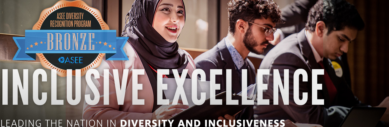 UH Cullen College of Engineering Recognized for Achievements in Diversity by ASEE
