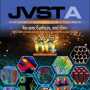 The cover of the 60th anniversary issue of the Journal of Vacuum Science and Technology.