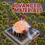 Mohammad Reza Abidian's research appears on the cover of the October issue of Advanced Materials