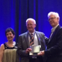 Jerry R. Rogers, retired Professor Emeritus- UH Civil and Environmental Engineering, received the AAWRE 2018 Service to the Profession Award, June 4, 2018
