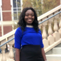 Esther Akinwande, a chemical engineering junior at the UH Cullen College of Engineering.