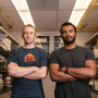 Andrew Paterson and Bala Raja, co-founders of Luminostics.