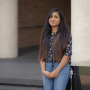 Sameera Rednam is one of six students nationwide to be selected for a scholarship award from the Society for Underwater Technology in the United States.