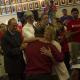Zerda embraces John Matthews, PROMES Program Manager