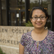 Himani Agrawal received a full scholarship to attend the 2014 Grace Hopper Celebration of Women in Computing.