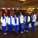 Students from DeBakey High School for Health Professions visited the Cullen College to last week to learn more about biomedical engineering.