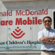 Jiming Peng intends to bring mobile healthcare clinics to Houstonians in need