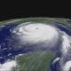 In 2005 Hurricane Katrina struck the U.S. Gulf Coast. Photo courtesy of NASA.