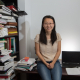 Xin Yan, mechanical engineering Ph.D. student