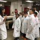 Researchers and students from the University of Houston are working with fourth- and fifth-grade boys to promote interest in STEM.