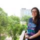 Lupita Villanueva, a third-year mentor at G.R.A.D.E. Camp, is a petroleum engineering major at the University of Houston.