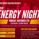The Energy Coalition, a UH student organization, is hosting the 2019 Energy Night.