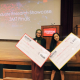 UH Cullen College students Dalia Lezzar and Madeline Lu won big in the 3MT competition in the 2019 UH Graduate Research Showcase.
