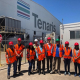UH Cullen College of Engineering graduate students who took the SUBS 6349 Subsea Materials and Corrosion course wrapped up their spring 2019 semester with a field trip to Tenaris, a leading supplier of tubes and related services for the world's energy industry and certain other industrial applications.