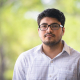 Narendra Dewangan, a graduate student of Dr. Jacinta Conrad, has completed work with the Conrad Research Group on how faster swimming bacteria could be used to help with removal of pollutants.