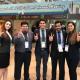UH INFORMS members [left to right] Maryam Torabbeigi, Poria Dorali, Zahed Shahmoradi, Bilal Majeed and Saba Ebrahimi.