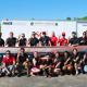 UH concrete canoe team