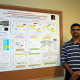 Pranit Metkar, winner of the Catalysis and Reaction Engineering Poster Session held during the 2011 AIChE Annual Meeting.