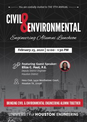 Civil & Environmental Engineering Alumni Luncheon