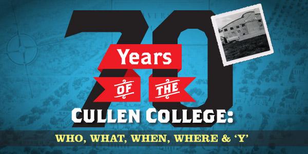 Cullen College of Engineering Turns 70