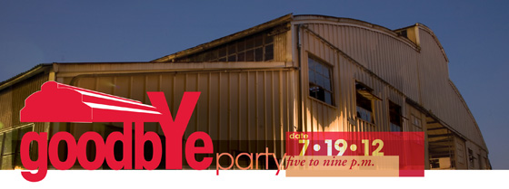 Goodbye Y Party, 7-19-2012, 5-9pm