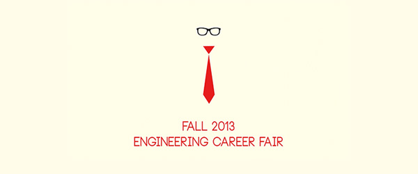 Hundreds Turn out at Engineering Career Fair