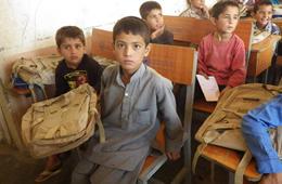 Industrial Engineering Professor Spearheads UH Effort to Help Afghan Children