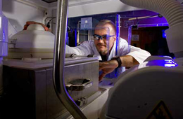 UH Engineers Discover Superior Metallic Monolayer Catalyst
