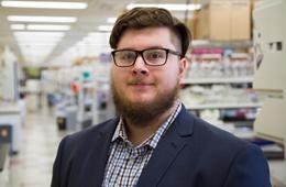 Doctoral Student Wins American Heart Association Fellowship