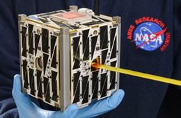 Student-Designed Satellites Launch Into Orbit