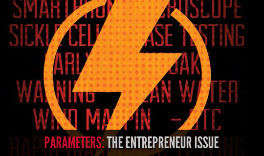 Parameters: The Entrepreneur Issue
