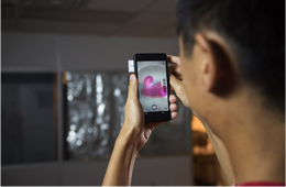 UH Engineers Author Most-Downloaded Paper on Inkjet-printed Lens for Smartphone Microscopy