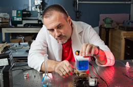 ECE Professor Serves as Editor of Electrochemical Journal Special Issue