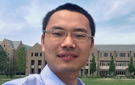 UH Engineering Doctoral Student, Jie Chen, Recently Tackled the Issue of Self-Powered Wearable Electronics in Article Published in Nano Energy Journal.