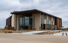 New Engineering Academy Puts UH At Katy in The Lime Light.