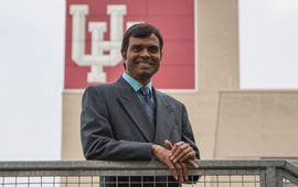 UH Engineering Faculty Earn International Recognition From Society of Petroleum Engineers.