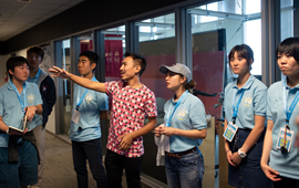 Undergraduates from all across the nation spent 10 weeks this summer at the Cullen College of Engineering and the BRAIN Center at the University of Houston gaining research experience, learning valuable lessons and building their academic careers.