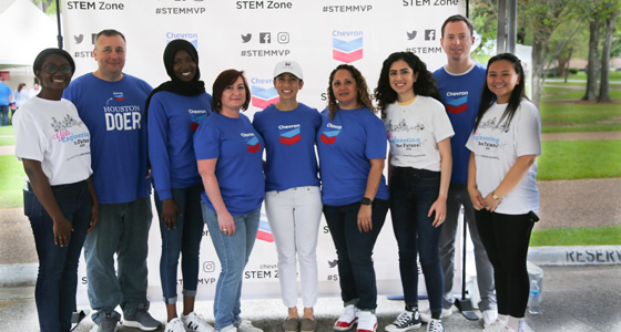 Photos: 2019 Chevron Girls Engineering The Future at UH Cullen College