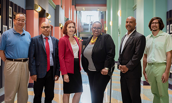 Rice University, Texas Southern University (TSU) and the University of Houston (UH) have won a multimillion-dollar grant to help increase the number of underrepresented minorities pursuing academic careers in engineering and science.