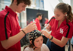 UH Cullen College of Engineering Helps Grow A Next Generation Of Researchers