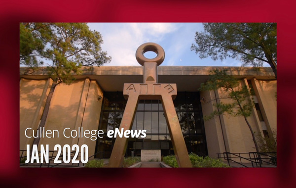 Click to watch the new UH Engineering eNews Minute — January 2020