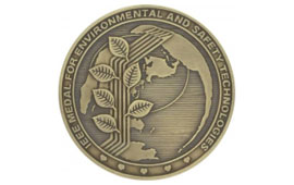 2021 IEEE Medal for Environmental and Safety Technologies