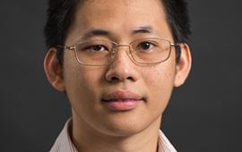 UH engineering professor Dr. Hien Van Nguyen
