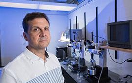 UH Engineering professor Dr. Peter Vekilov