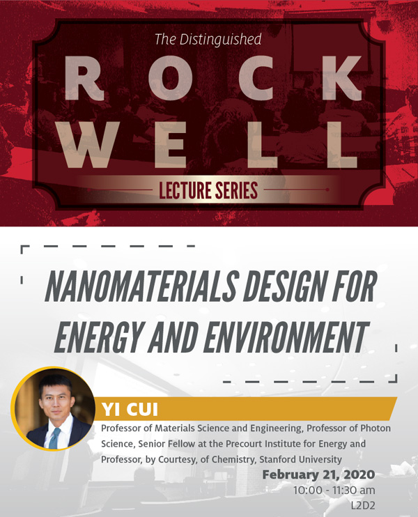 Rockwell Lecture